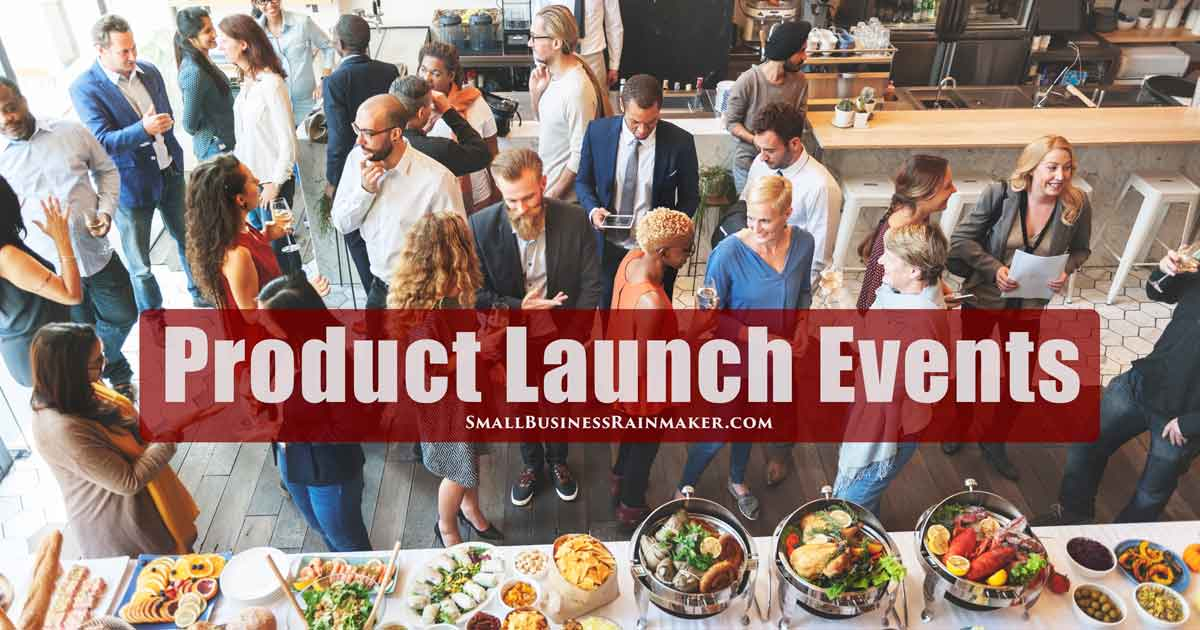 The Essential Dos and Don'ts of a Product Launch Event