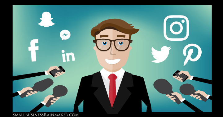 5 Reasons to Include Social Media in Your Business PR Strategy