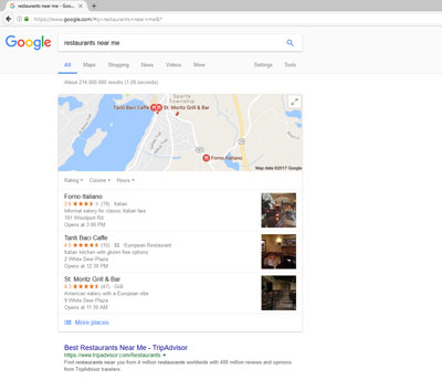 Local Small Business Search Marketing Explained by the Experts