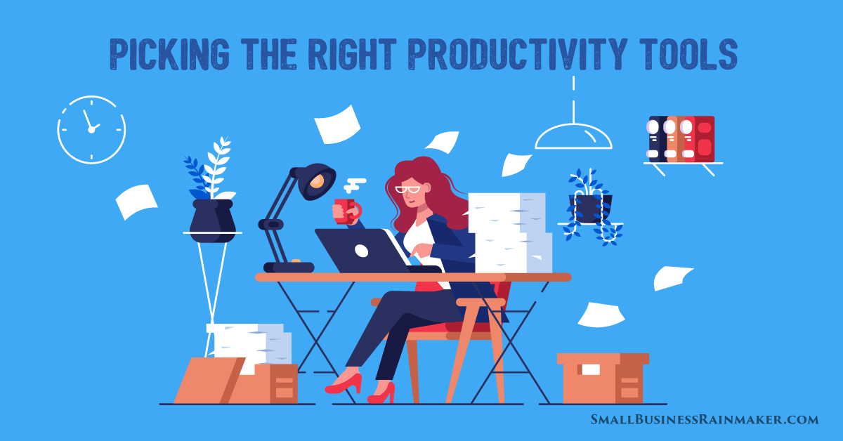 Selecting the Right Productivity Tool Without Killing Your Efficiency