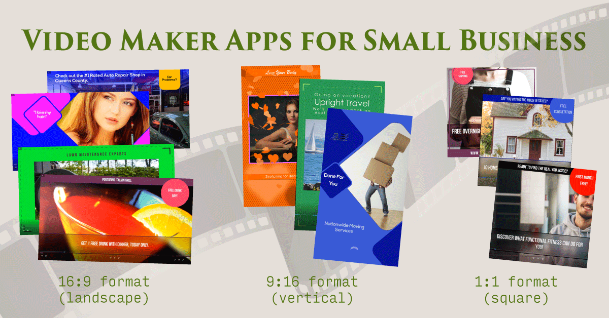 video maker apps for small business