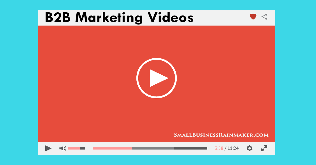 How to Use B2B Marketing Videos to Grow Revenues