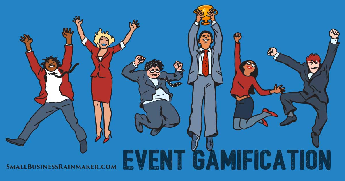 How Event Gamification Can Boost the Energy of Your Attendees